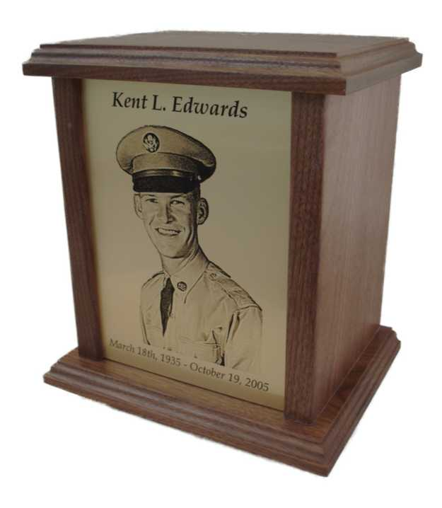 Human-Cremation-Urn-with-Laser-Engraved-Photo